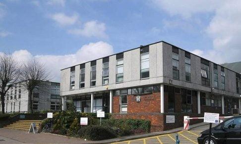 Herts University Hatfield Road Campus